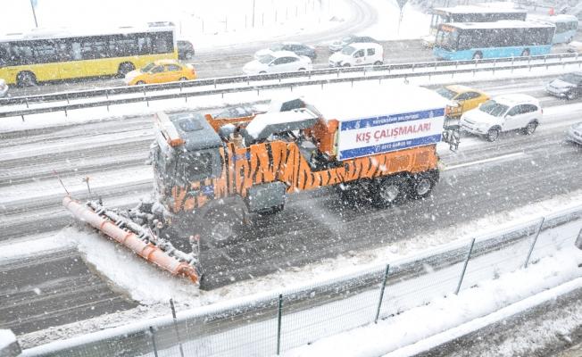 AKOM: Kar Kalınlığı 15-20 CM' yi Bulabilir