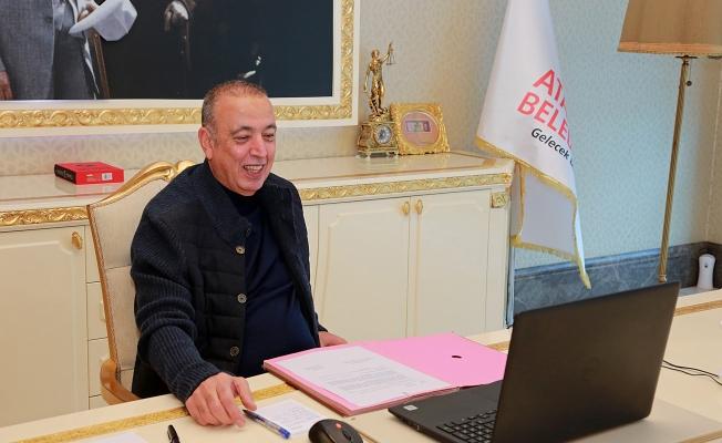 Ataşehir ve Monheim Belediyeleri Ekonomi ve Finans Alanlarında İşbirliği Anlaşması İmzaladı