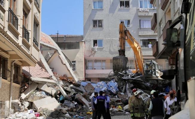 Zeytinburnu Belediyesinden Yıkılan Bina İle İlgili Açıklama Yapıldı
