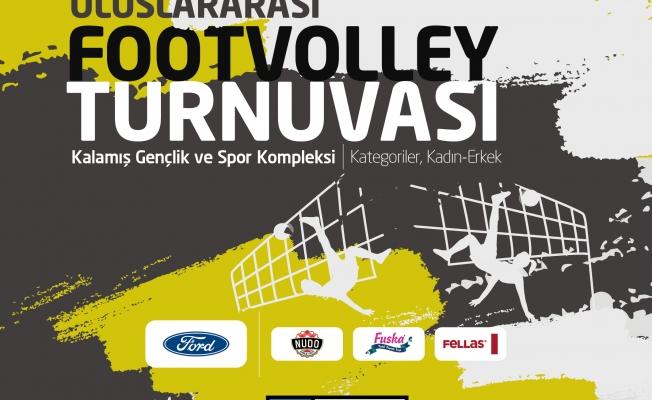 Uluslararası Footvolley Turnuvası Üçüncü Etabı Türkiye'de Oynanacak