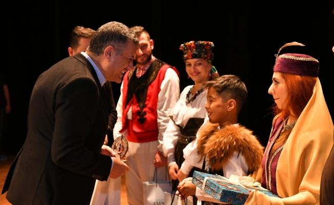 Uluslararası Müzik ve Halk Dansları, Büyük İlgiyle İzlendi