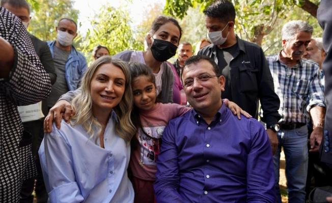 Elazığlı Depremzede İsyanını İmamoğlu'yla Paylaştı