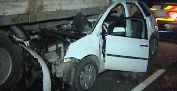Ankara'da iki ayrı kaza: 3 ölü