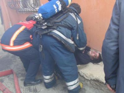 Ataşehir'de ikinci yangın dehşeti