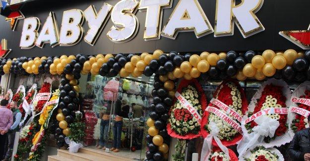 Baby Star 'a Dualı ve Görkemli Açılış