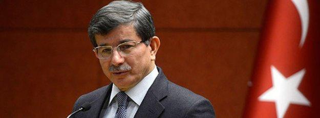 Başbakan Davutoğlu konuşuyor CANLI