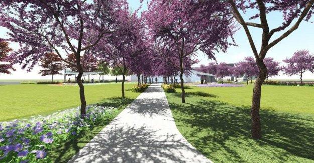 Beylikdüzü'nde Artık Kadınların Da Parkı Olacak