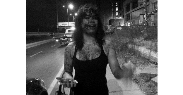 Beylikdüzü'nde trans kadına korkunç saldırı