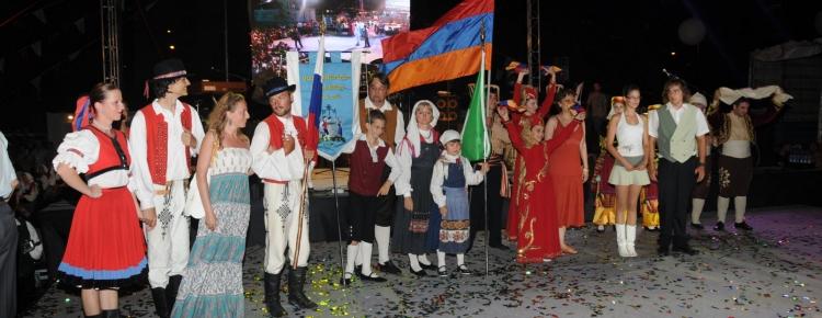 Beylikdüzü'nde rengarenk festival!