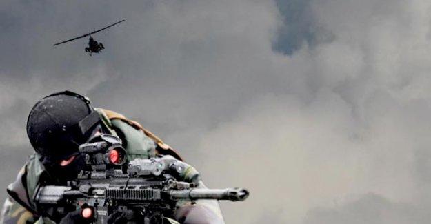 Bordo Bereli'den Kaçamadılar: 100 PKK'lı Öldürüldü