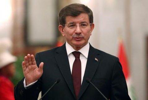 """Davutoğlu: """"Kabul Edilemez!"""""""