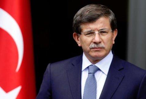 """Davutoğlu: """"O Dağlar, O Teröristlerden Temizlenecek"""""""