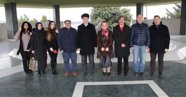 GZP Milletin adamlarını rahmetle yad etti