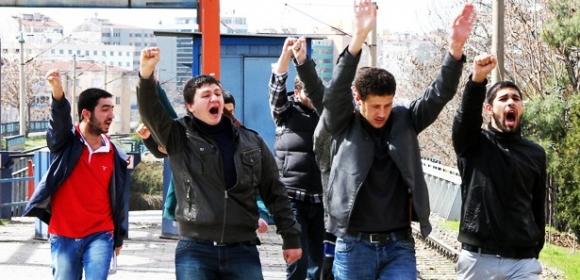Hacettepe Üniversitesi'nde gerginlik