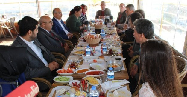 Hasan Yılmaz GZP Yönetimine Başkanlık dönemini anlatı