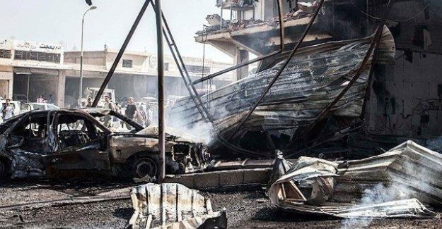 IŞİD'den Bombalı Saldırı: 20 Ölü