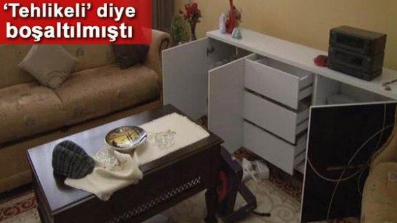 İstanbul'da şoke eden olay! Zabıta tüm binayı mühürlemişti...