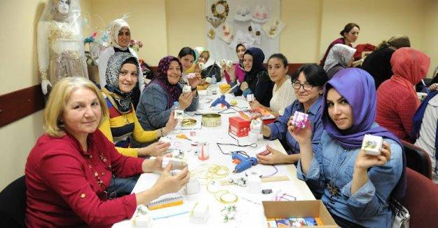 Kadınların İlgi Odağı Kadın Ve Aile Kültür Sanat Merkezi