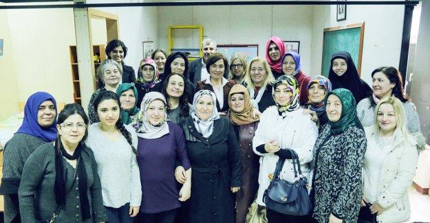 Kağıthaneli Kadınlar Afete Hazırlanıyor