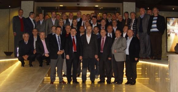 Karadağ Başbakan Yardımcısı İstanbul'da