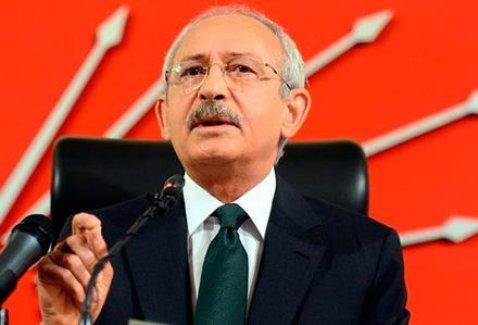 Kılıçdaroğlu: ''Gözyaşından Beslenenlere Lanet Olsun''