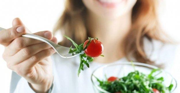 Kilo almamak için bayram diyeti uygulayın