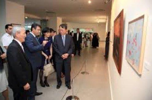Koreli Sanatçıdan İstanbul Sergisi