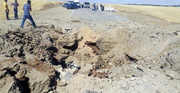 Muş'ta Hain PKK Saldırısı
