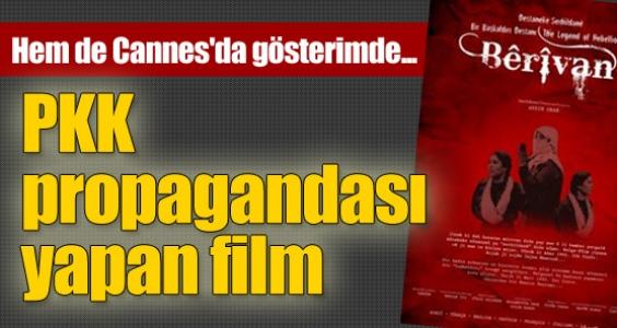 PKK propagandası yapan film Avrupa'da !