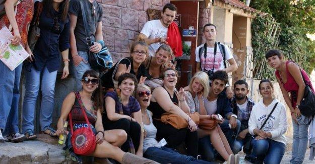 Sarıyerli Gençlere Avrupa Fırsatı