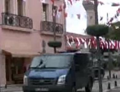 Şile Belediyesinden hırsızlık