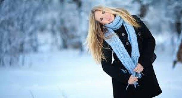 Soğuk Havada Göğsünüzü Rüzgardan Koruyun