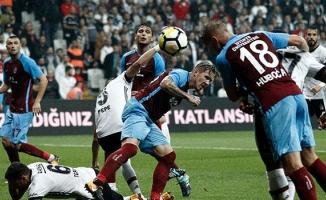 Beşiktaş-Trabzonspor: 2-2