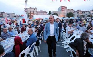 Bağcılar Belediyesi gönül sofrasını Mardin ve Bitlis'te kurdu