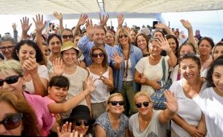 Maltepeli kadınlar Boğaz'a açılacak