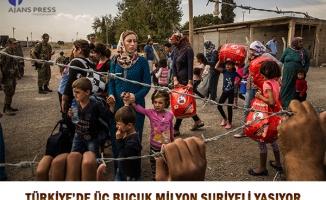 Türkiye'de ki Suriyeli sığınmacı sayısı açıklandı