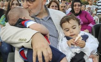 Çayır Festivali'nde Toplu Sünnet Heyecanı