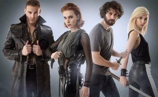 Türkiye'nin ilk vampir dizisi geliyor