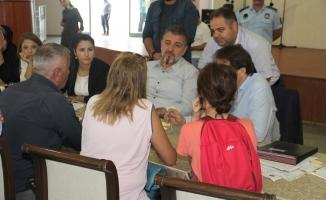 Başkan Alatepe halkı dinledi