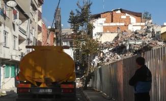 Bağcılar'da ki 2 bina neden yıkıldı?