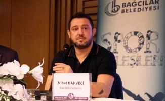 """Nihat Kahveci: """"Hayal kurun, çalışın ve tevekkül edin"""""""