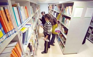 Şehit Savcı Selim Kiraz Kütüphanesi, yerli ve yabancı kütüphanecilerden tam not aldı