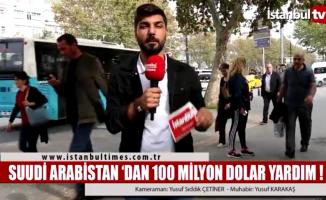 Suudi Arabistan'dan PYD-YPG'ye 100 Milyon Dolar yardım