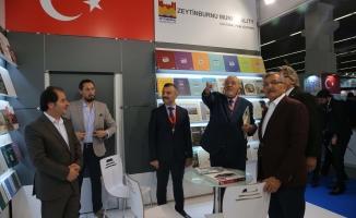 Zeytinburnu Kültür Yayınları 3. Kez Dünya Arenasında