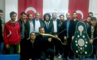Selçuk Üniversitesi'nde geleneksel Türk okçuluğu tanıtıldı