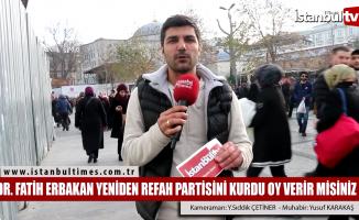 Vatandaşlar Yeniden Refah Partisi hakkında ne düşünüyor?