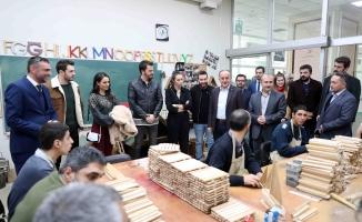 """""""Engelliler Sarayı'nda Mehmetçik Kutlu Zafer rüzgarı esti"""""""