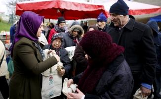 Maltepe Belediyesi'nden vatandaşlara doğa dostu bez çanta