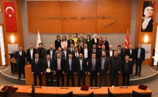 Esenyurt Belediyesi Meclisi'nde veda oturumu