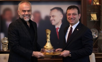 """Çekmeköy'ü Ziyaret Eden İmamoğlu'ndan """"Seyir Tepesi"""" Talimatı"""